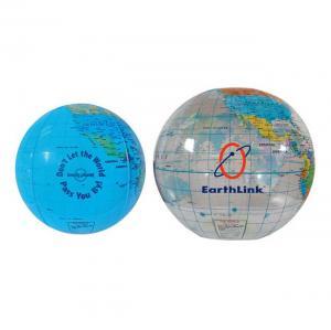 "16"" Globe Beach Ball"
