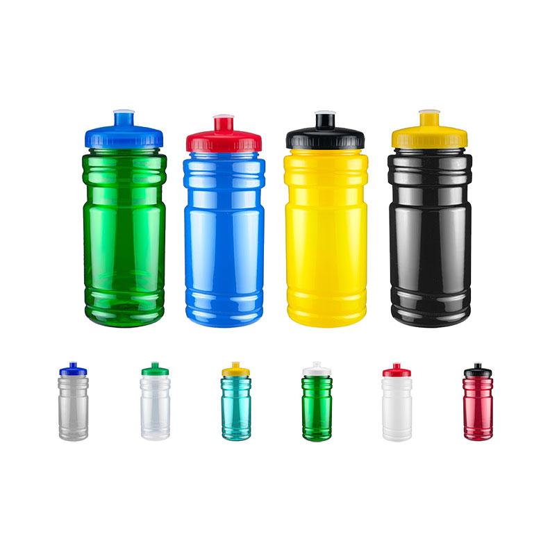 20oz Push-Pull Lid Sport Bottle