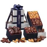 Taste Tempting Tower of Treats Gift Set