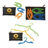 BRIGHTtravels Clothes Hangers Travel Set