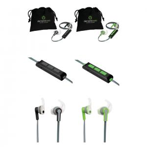 One Touch Bluetooth Earbuds