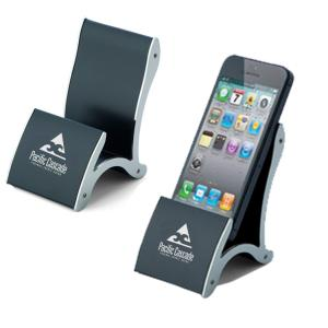 Free Standing Nickle Phone Holder