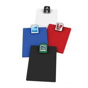 Mini Clipboards Full Color Clip