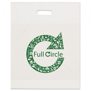 """15"""" x 19"""" Die Cut Eco Plastic Bags"""