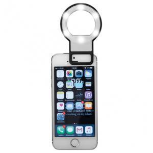 Glamorous Mirror LED Selfie Flashlight