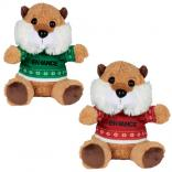 "Jolly Ugly Sweater 6"" Beaver"
