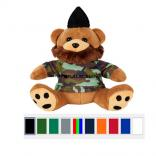 "6"" Hip Hipster Teddy Bear w/ Shirt"
