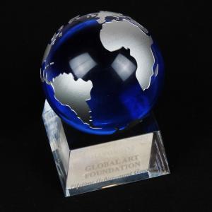 Blue Crystal Globe Award