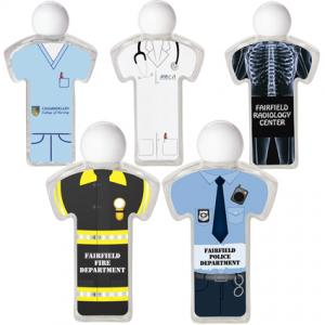 Uniform Themed Hand Sanitizer