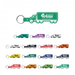 Flexible Truck Keytag