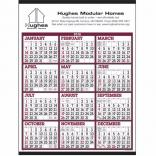 Big Numbers Span-A-Year Wall Calendar