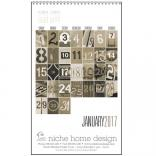Numbers in Pictures Calendar
