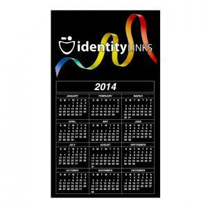 BIC 20 Mil House Medium Calendar Magnet