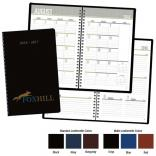 Academic Monthly & Weekly Planner