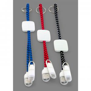 Kelly Key Chain Charging Cable
