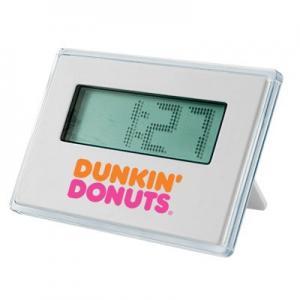 Smooth Modern Digital Alarm Clock