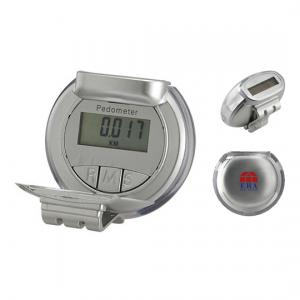 Multi Function Solar Powered Pedometer