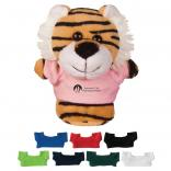 "4"" Mini Plush Tiger Buddy"