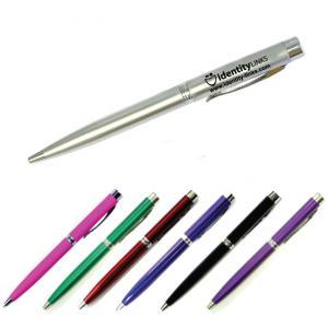 3-in-1 Twist Action Metal Laser Pointer Pen