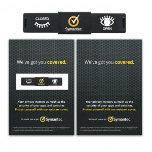 Webcam Cover With Custom Packaging 2.0