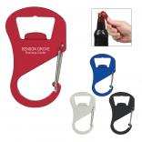 Pocket Friendly Carabiner Bottle Opener