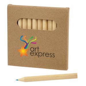 Color-Your-World 12 Piece Colored Pencil Set