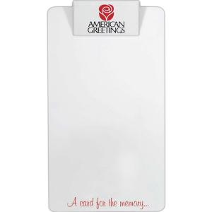 Legal Size Clipboards with Square Clip