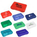 35-Piece Fist Aid Kit in Reusable Deluxe Plastic Case