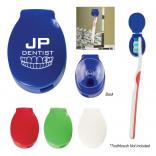 Toothbrush Cover with Suction Mount