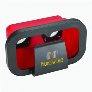 Foldable Silicone Virtual Reality Headset