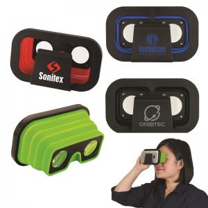 Expandable V-Box Virtual Reality Viewer