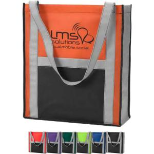 """Feuerborn Non-Woven Tote with 26"""" Handles"""