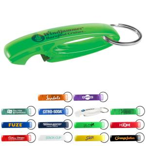 Icon Beverage Wrench Key Tag