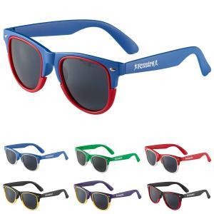 Spirit Two-Tone Sunglasses