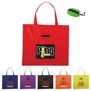 The Takeaway Fold Up Shopper Tote