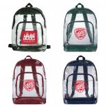 Rally Clear Backpack