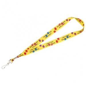 Full Color Lanyard - 1""