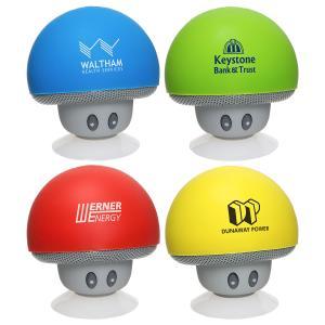 Upbeat Mini Mushroom Bluetooth Speaker