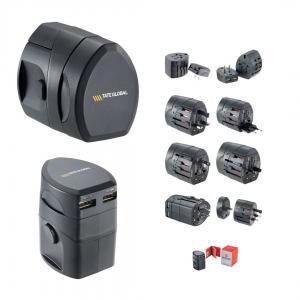 Skross EVO Plus USB World Travel Adapter