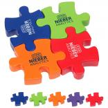 4-Piece Connecting Puzzle Stress Reliever Set