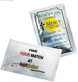 Shoreline Large Sunscreen Packets SPF 30