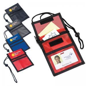 Neck Wallet/Badge Holder