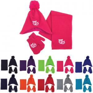 Children Knit Winter Set