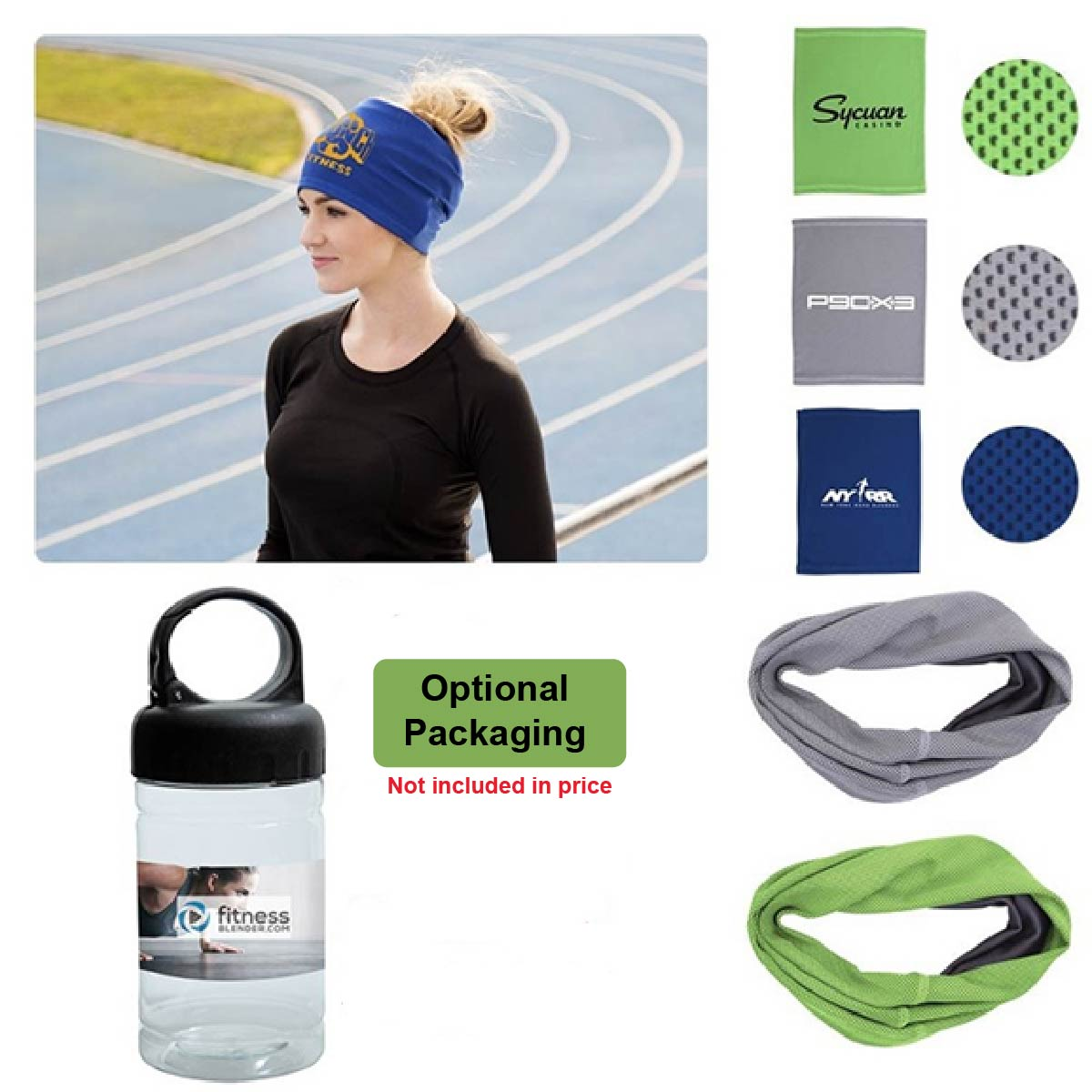 Deluxe Cooling Buff Towel