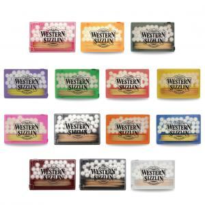 Rectangle Shaped Mint Pack w/ Toothpicks