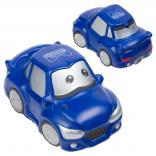 Cute Blue Car Stress Reliever