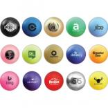 Official USATT 40mm 1 Star Colored Ping Pong Balls