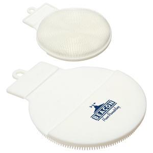 Soft Silicone Flex Body Scrubber