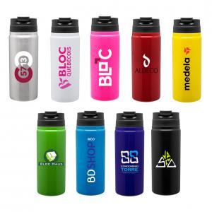 16 oz. h2go Nexus Stainless Steel Water Bottle