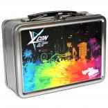 Mini Metal Lunch Box - 1 Side Decal